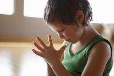 Снимаем напряжение: упражнения для детей - Parents.ru