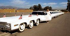 american dream stretch limo