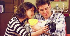 Robin & Ted ♥