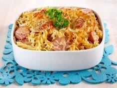 Alt-i-ett-form med gode smaker. Rask middag som alle liker! Kilde: Opplysningskontoret for egg og kjøtt. Foto: Mari Svenningsen