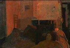 Emil Robinson, 'Night Movie,' 2013, Anna Zorina Gallery