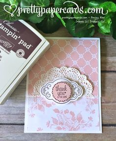 Countdown to the New Catalog: Pretty Label! - Pretty Paper Cards