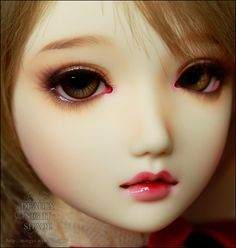 Yuli | Deadly NightShade BJD Faceup Flickr