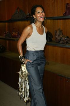 Tracee Elliss Ross has rightfully been our style crush for years!   Essence.com
