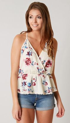 Daytrip Floral Tank - Women's Clothing | Buckle