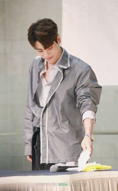 170505 #SHINee #Jonghyun Jamsil Fansign #StoryOp2