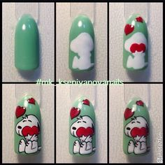 Snoopy in love