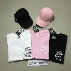 2016 여름 안티 사회 클럽 T 셔츠 남성 힙합 스트리트 코튼 반팔 티셔츠 카니 예 웨스트 에어 Yeezy 2 판매
