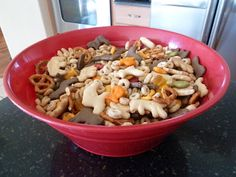 zoo snack mix.  It's about that time of year to make a trip.....