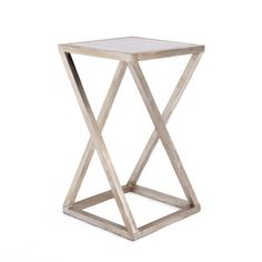 Deka Table (Silver)