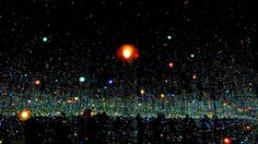 Would've been sweet to have gotten a selfie in the Infinity Mirrored Room, though, like all the cool kids did! Description from profprattle.com. I searched for this on bing.com/images