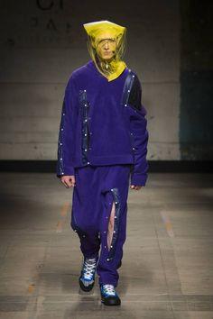 Christopher Shannon Fall-Winter 2017 - London Fashion Week Men's