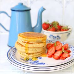 Le pancake est  mon ami et il ne m'a jamais déçue.  Pas compliqué, il est toujours prêt à me faire plaisir...  Me passer de lui ? Jamais de...