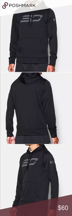 Men's Under Armour SC30 XXL Hooded sweatshirt Brand New With Tags! Fitted: Next-to-skin without the squeeze.   - Designed for the game's most unguardable player: Stephen Curry   - Light fleece with a textured interior that traps added warmth without adding weight  - Moisture Transport System wicks sweat & dries fast  - Front kangaroo pocket Under Armour Shirts Sweatshirts & Hoodies