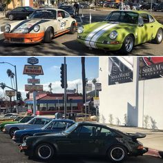 Cool Cars!!! #Porsche #awesome #sierramadrecollection #eaglerock #losangeles #lalaland #lalalife #ilovecars