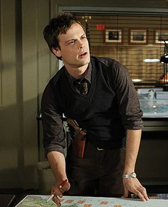 """""""To keep on getting asked to do it is a real honor,"""" Matthew Gray Gubler says of directing as well as acting on CBS' """"Criminal Minds,"""" as with Wednesday's (Nov. 6) episode."""