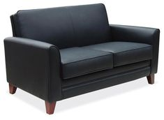 Executive Loveseat by Office Source