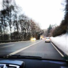Transport im Winter... das kann auch manchmal Spaß machen.  gepostet von ...www.bringhand.de
