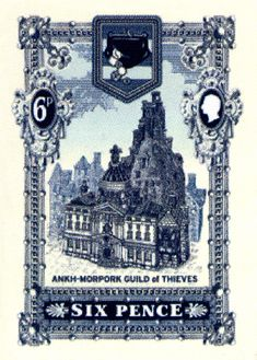 Thieves' Guild Six Pence