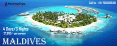 Maldives Tour Packages – Get Best offers on Maldives Packages at affordable prices. Explore Maldives Honeymoon Packages And Maldives Holiday Packages. Maldives Honeymoon Package, Maldives Packages, Maldives Tour Package, Honeymoon Packages, Mauritius Tour, Maldives Holidays, Small Island, Packaging, Tours