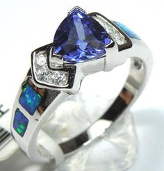 Someday tanzanite ring