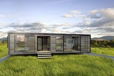 Resultado de imagem para Prefabricated houses