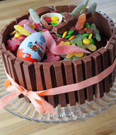 Norwegian Food, Food And Drink, Happy Birthday, Yummy Food, Easter, Snacks, Baking, Breakfast, Desserts