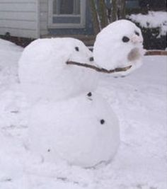 We've collected thirty of our favorite real-life Calvin And Hobbes snowmen to remind you winter can still be awesome.