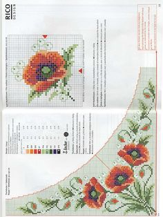 1 million+ Stunning Free Images to Use Anywhere Easy Cross Stitch Patterns, Simple Cross Stitch, Cross Stitch Flowers, Cross Stitch Designs, Free To Use Images, Butterfly Embroidery, Rico Design, Needlepoint Designs, Circle Shape