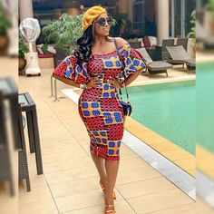 Style Inspiration: Latest 2019 Ankara Styles, African print fashion, Ankara fash… By Diyanu - Women's style: Patterns of sustainability African Print Dresses, African Print Fashion, African Fashion Dresses, African Dress, Fashion Prints, Ankara Fashion, African Outfits, African Prints, Africa Fashion