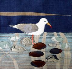 Jo Hill Textiles from workshop