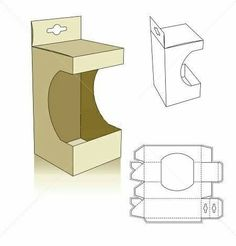Could make diy tape dispenser