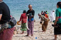 Что делают эти люди?! или балийская пляжная церемония - Открытие. Взгляд через объектив