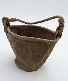 bucket carry with rope - Google Search