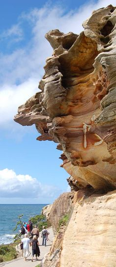 Bondi to Bronte coast walk #sydney #mustsee #accorcityguide The nearest Accor hotel : Swiss Grand Resort and Spa http://www.travelmagma.com/australia/things-to-do-in-sydney