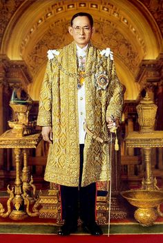 King Bhumibol Adulyadej , our beloved king of Thailand Cr. pic from Chatchai sae tae