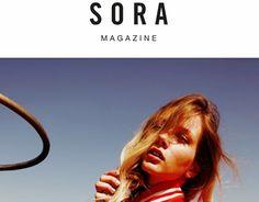 Weronika for Sora Magazine by Balint Nemes North Sea, Sora, Working On Myself, New Work, Poland, Behance, Magazine, Gallery, Check