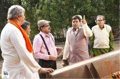 Bharat jadhav in KGDKG