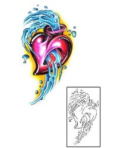 This Heart tattoo design from our For Women tattoo category was created by Gary Davis. This tattoo includes a printable full size color reference, and exact matching stencil. More Artists trust Tattoo Johnny than any other brand. Heart Designs, Heart Tattoo Designs, Body Art Tattoos, Tattoo Drawings, Sacred Heart Tattoos, Flash Art, Tattoo Images, Tattoos For Women, Celtic