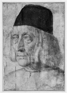 Andrea Mantegna - Portrait of a Man, Réunion des Musées Nationaux-Grand Palais