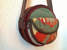 Brand New Handmade Persian Kilim shoulder bag.$57.00