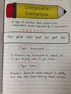 Simple, Compound, and Complex Sentences {Interactive Notes Interactive Writing Notebook, Narrative Writing, Interactive Notebooks, Composition Writing, Teaching Grammar, Teaching Writing, Writing Activities, Simple And Compound Sentences, Complex Sentences