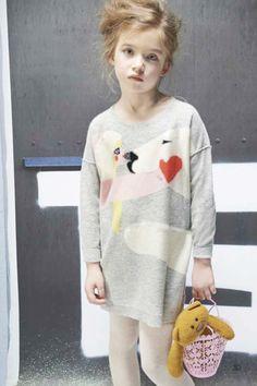 Rykiel Enfant winter 2013 kids fashion knitwear