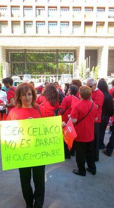 #mareaceliacaroja #quenopare por un precio justo @celiacosaccion