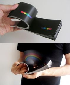 Rainbow Flipbook