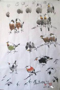 Look, birds!!