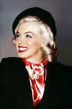Marilyn Monroe...great photo