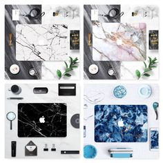 Macbook Marble skin decal stickers  by CaseCarnival Easy to apply Free worldwide shipping!