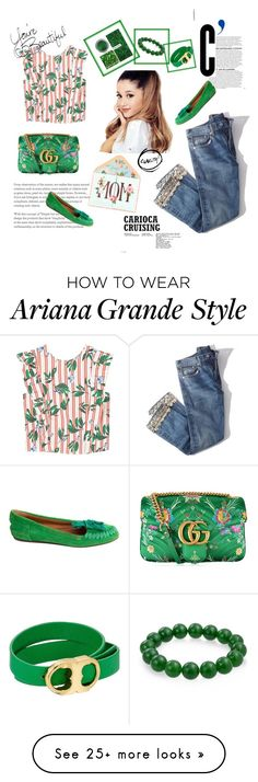 """set 24"" by amrabajric on Polyvore featuring MANGO, Brock Collection, Gucci, Lanvin, Bling Jewelry and Tory Burch"