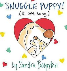 A Love Song by Sandra Boynton. PLEASE SEE MY OTHER LISTINGS FOR MORE GREAT BOOKS... including more SANDRA BOYNTON ! NEW children's board book with diecut cover! No remainder marks or damage.